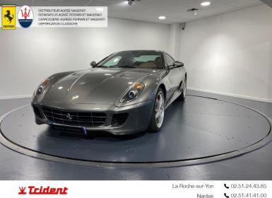 Achat Ferrari 599 GTB Fiorano V12 6.0 F1 Occasion