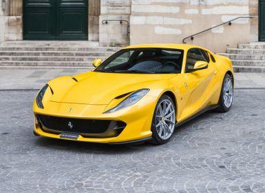 Vente Ferrari 812 Superfast *Giallo Triplo Strato* Occasion