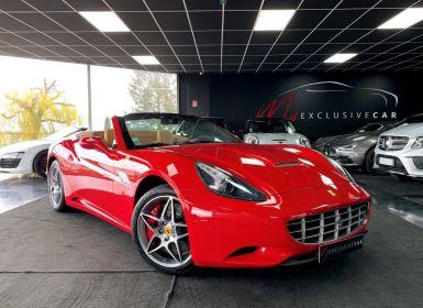 Vente Ferrari California 30 V8 490 Ch 2+2 Places – PARFAIT ETAT – Historique Complet – Révisée 2021 Occasion