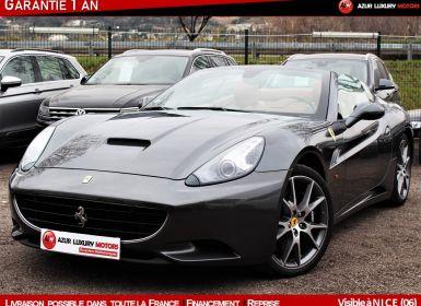 Vente Ferrari California 4.3 V8 460 BVA7 Occasion