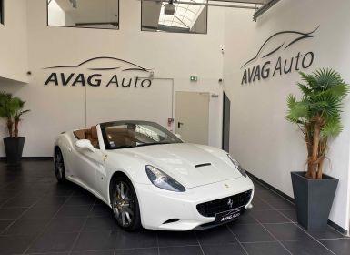 Vente Ferrari California 4.3 V8 Cabriolet F1 460 cv Occasion