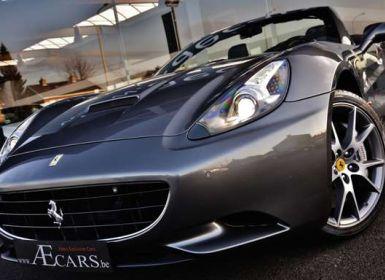Vente Ferrari California 4.3i V8 CERAMIC BRAKES - CARBON - GPS - PDC Occasion