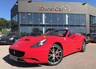 Acheter Ferrari California 4.3L V8 460 DCT Occasion