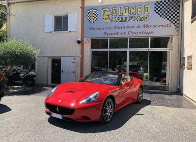 Vente Ferrari California (Rosso Corsa) Occasion