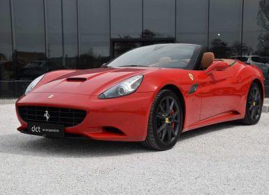 Vente Ferrari California Rosso Corso Leder Cuio NEW Occasion
