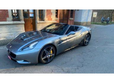 Vente Ferrari California Spyder carbon + carbon br Occasion