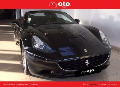 Vente Ferrari California V8 3.9 T 560CH Occasion