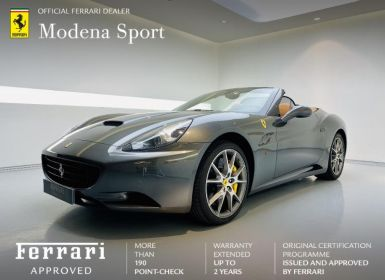 Acheter Ferrari California V8 4.3 Occasion