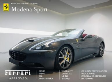 Voiture Ferrari California V8 4.3 Occasion