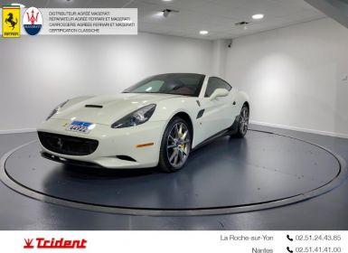 Achat Ferrari California V8 4.3 Occasion