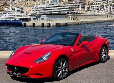 Vente Ferrari California V8 F1 2+2 460 CV - MONACO Occasion