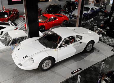Vente Ferrari Dino 246 FERRARI DINO 246 GT PASSEPORT FIA Occasion