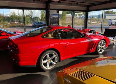 Achat Ferrari F1 575 Maranello V12 Occasion