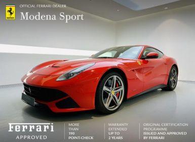 Vente Ferrari F12 Berlinetta V12 6.3 736ch Occasion