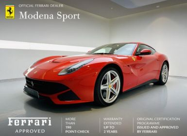 Acheter Ferrari F12 Berlinetta V12 6.3 740ch Occasion