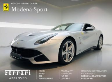 Achat Ferrari F12 Berlinetta V12 6.3 740ch Occasion