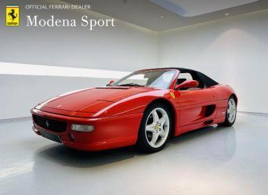 Vente Ferrari F355 3.5 F1 Spider Occasion