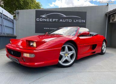 Achat Ferrari F355 spider f1 v8 381 ch parfait etat révisé et garanti Occasion