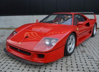 Achat Ferrari F40 PACK LM !! Voiture européenne !! Superbe état !! Occasion