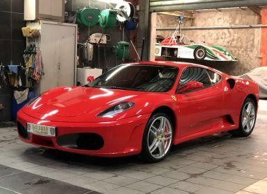 Achat Ferrari F430 Coupé (Rosso Scuderia) Occasion