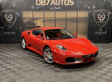 Achat Ferrari F430 F1 4.3 V8 490 ch Occasion