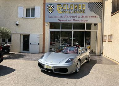 Vente Ferrari F430 Spider (Grigio Titanio) Occasion
