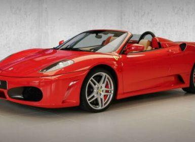 Vente Ferrari F430 Spider Pack carbone intérieur Occasion