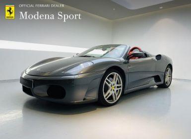 Voiture Ferrari F430 Spider V8 4.3 F1 Occasion