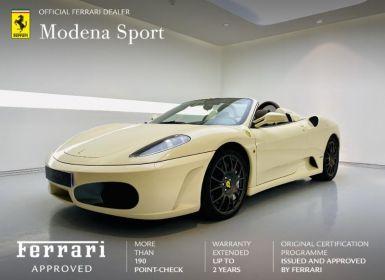 Achat Ferrari F430 Spider V8 4.3 F1 Occasion