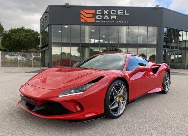 Vente Ferrari F8 Tributo COUPE 3.9 DCT Occasion