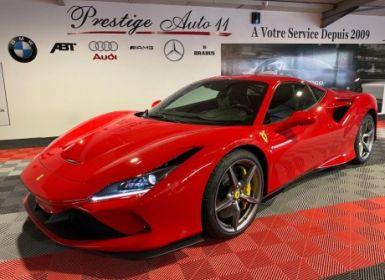 Vente Ferrari F8 Tributo coupe MALUS INCLUS LOA 3 150 / Mois Occasion