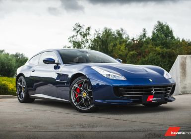 Vente Ferrari GTC4 Lusso GTC4Lusso T V8 - Tour De France Blu - Apple Carplay Occasion