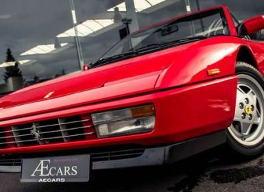 Vente Ferrari Mondial T - CABRIO - MANUAL - COLLECTORS Occasion