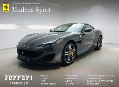 Acheter Ferrari Portofino V8 3.9 T 600ch Occasion