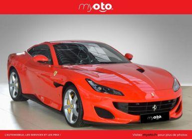 Achat Ferrari Portofino V8 3.9 T 600CH Occasion