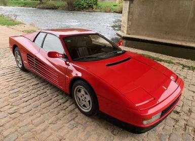 Ferrari Testarossa 47500km !! Occasion