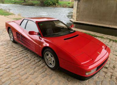 Vente Ferrari Testarossa 47500km !! Occasion