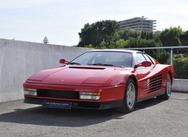 Vente Ferrari Testarossa 5.0 Leasing