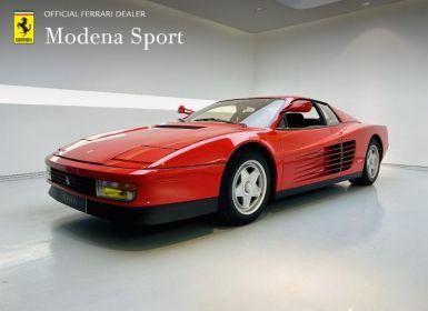 Vente Ferrari Testarossa 5.0 V 12 Monospecchio Occasion