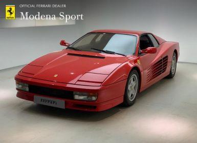 Vente Ferrari Testarossa 5.0 V12 380 Occasion