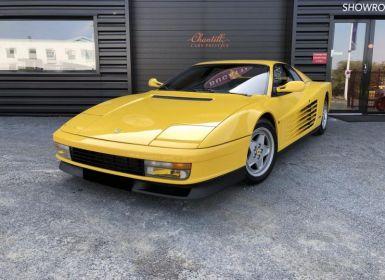 Acheter Ferrari Testarossa 5.0 V12 380 Occasion
