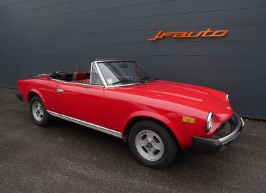 Achat Fiat 124 Spider DS PININFARINA EUROPA DS Occasion