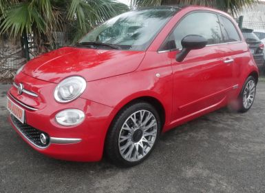 Voiture Fiat 500 0.9 8V TWINAIR 85CH S&S CLUB DUALOGIC Occasion
