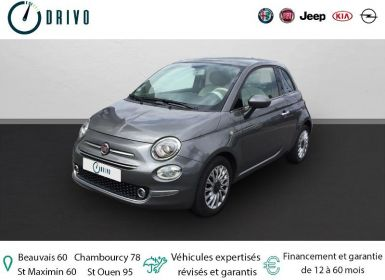 Achat Fiat 500 0.9 8v TwinAir 85ch S&S Lounge Occasion
