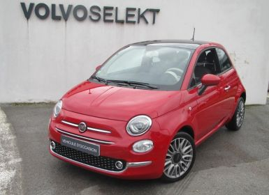 Vente Fiat 500 0.9 8v TwinAir 85ch S&S Lounge Dualogic Occasion