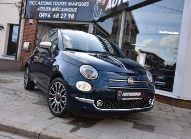 Vente Fiat 500 1.0i MHEV Lounge - - hybride - - 6000km - - Occasion