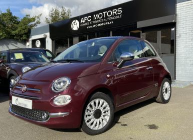 Voiture Fiat 500 1.2 69 ch Eco Pack Lounge BVM5 Neuf