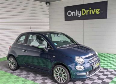 Achat Fiat 500 1.2 69ch Eco Pack Star Nav Occasion