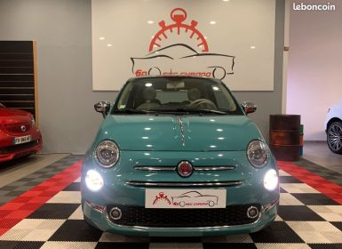 Vente Fiat 500 1.2 8v 69ch Eco Pack Anniversario Occasion