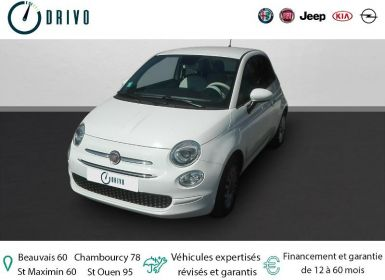 Vente Fiat 500 1.2 8v 69ch Eco Pack Lounge 109g Occasion
